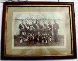 Original Victorian Cameron Highlanders Photograph and frame